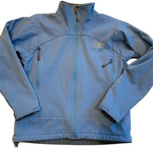 THE NORTH FACE APEX STRETCH Baby Blue JACKet